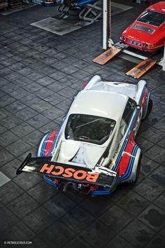 —- the Porsche 2.1 RSR Turbo ——-