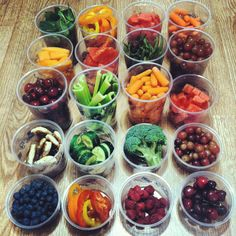 20 different snacks! If you can eat all of these in 2 weeks then I doubt you'd crave junk food that much.