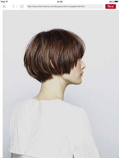 Can I wear my hair like this as it grows out?