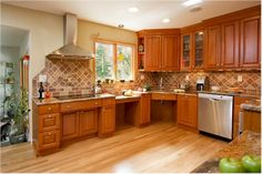 universal kitchen design | Island Kitchens and Baths Named NARI 2011 Contractor of the Year ...