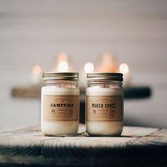 bellesandghosts:  ©fieldtreasuredesigns Don't forget, friends! Our candles are on sale this weekend only. It's over soon so snag a Maker Space or Campfire scented Soy Candle before they are gone. | #fieldtreasure #fieldtreasuredesigns #candle