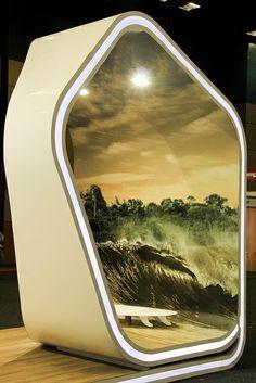 Exhibition Design | Exhibit Design | Investec exhibit at IRF 2013 | XZIBIT | Flickr - Photo Sharing!