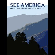 Great Smoky Mountains National Park by Zack Frank  #SeeAmerica