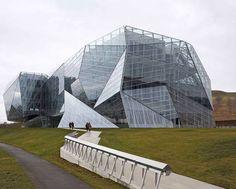Bilbao building design #design #bilbao #architecture #building #extreme