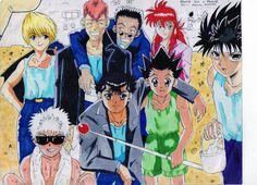 Yu Yu Hakusho Anime, Wolfenstein, Anime Crossover, Hunter X Hunter, Cute Photos, Boyfriend, Princess Zelda, Wattpad, Anime Stuff