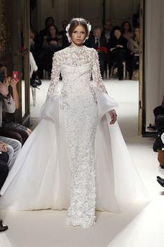 Georges Hobeika wedding gown