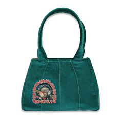 Retro Handbag Marine based on the design of by VitaOcculta Weird Fashion, New Fashion, Marine Bases, Handmade Handbags, Retro Outfits, You Bag, Timeless Design, Fashion Brand, Reusable Tote Bags