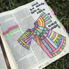 #bibleart Instagram photos | Websta // thea.r.t.journey