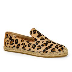 Ugg Sandrinne Calf Hair Leopard 1007148 W - Espadrilles - Dames - Oxener  Schoenen 5f96f67cf55