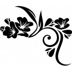 Sticker Floral 6