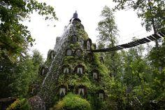hoteis 9-Montana Magica Lodge, Chile