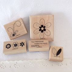 Hey, I found this really awesome Etsy listing at https://www.etsy.com/listing/236367570/stampin-up-friendship-blooms-retired