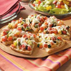 ... PIZZA on Pinterest | Garden pizza, Veggie pizza and Pizza recipes