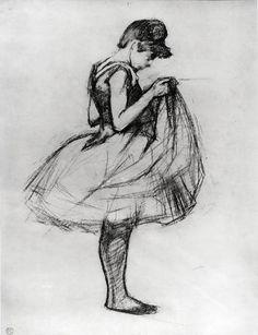 Lady L'Absinthe  Henri de Toulouse Lautrec 1889