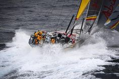 Volvo Ocean Race - Abu Dhabi ends Two-race involvement