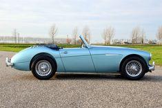 Austin Healey 3000 MKII (BT7) 1962