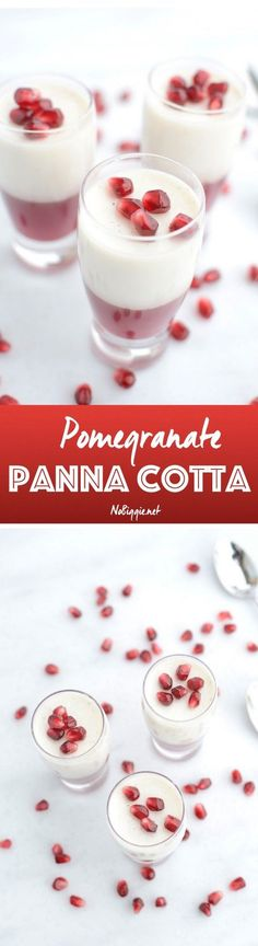 Pomegranate Panna Co