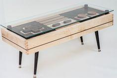 Nintendo Coffee Table
