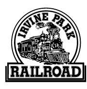 Irvine Park Railroad 1 Irvine Park Road, Orange, CA 92869 Train rides Bike rentals Paddle Boat rentals OC Zoo Pony rides & Horse rentals Hiking