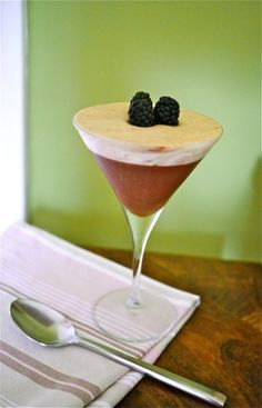 Chocolate, maple, rum and chestnut mousse  - Great British Chefs