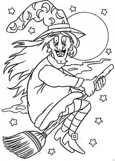 Club Humongous Coloring Pages Halloween - Yahoo Image Search Results Coloring Sheets, Adult Coloring, Coloring Books, Halloween Drawings, Halloween Diy, Halloween Stuff, Christmas Wood Crafts, Halloween Coloring Pages, Mexican Art