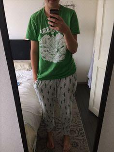 Outfit 1 - vrije dag = pyjama dag