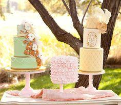 Cake Trio | The Apothecakery
