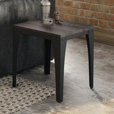 Cargo End Table