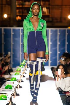 Fenty x Puma Fall 2017 Ready-to-Wear Fashion Show - Mayowa Nicholas