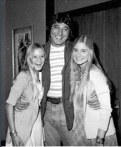 Jan, Joe Namath, and Marcia
