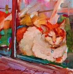 Dreama Tolle Perry - The Eklecktic Cat