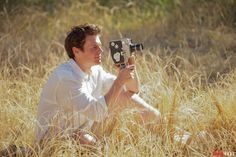 Jonathan Groff - Teen Vogue