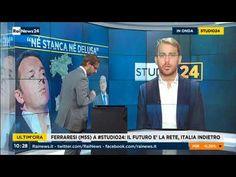 Vittorio Ferraresi (M5S): Rainews24 8/11/2017