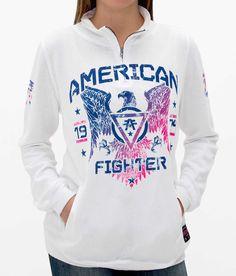 American Fighter Chicago Sweatshirt - Women's Sweatshirts | Buckle I want it soooooooooo  bad omg I just wish they had my size