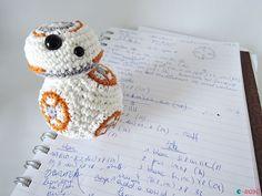 bb8 crochet pattern by ahooka