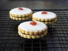 Scottish Food: Empire Biscuits