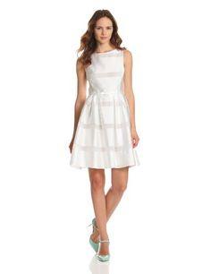Taylor Dresses Womens Shantung Stripe, White, 2 Missy Taylor Dresses,http://www.amazon.com/dp/B00ATNDPWI/ref=cm_sw_r_pi_dp_KedDrb8810CB4DAC