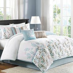 Meadow 7 Piece Comforter Set