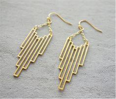 ShlomitOfir - Empire Earrings