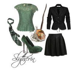 Cunning Slytherin