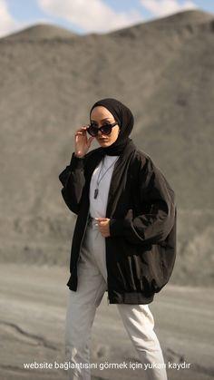 Modest Fashion Hijab, Modern Hijab Fashion, Casual Hijab Outfit, Hijab Fashion Inspiration, Hijab Chic, Muslim Fashion, Modest Outfits, Cool Outfits, Casual Outfits