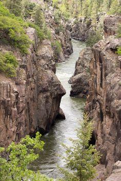 Animas River - Colorado and New Mexico