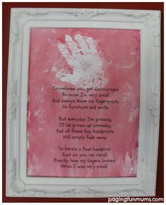 {NEW} Paint Resist Handprint Art – using a simple household product and watercolours!