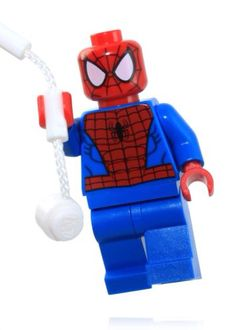 LEGO® Minifigur Super Heroes Spiderman sh038