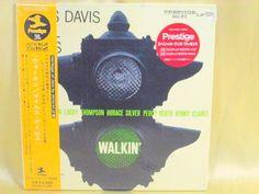 CD/Japan- MILES DAVIS Walkin' w/OBI RARE mini-LP 20bit K2 VICP-60264 * UNOPENED #Bop