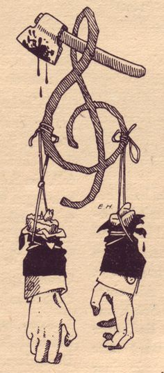 Illustrations from Der Orchideengarten, the Worlds First Fantasy... - 50 Watts