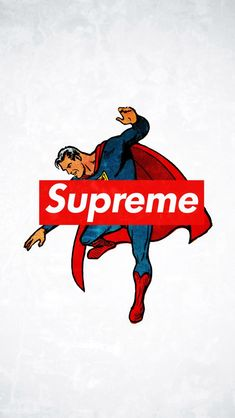 Supreme Trend Logo Film Art #iPhone #5s #wallpaper