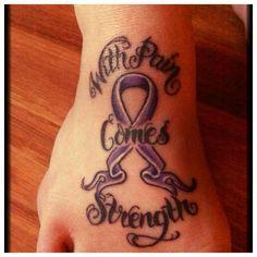 My next Tatt!! Fibromyalgia Awareness