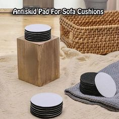 Magic Antiskid Pad Pairs in 1 Pack) – conchinue Traditional Sofa, Home Gadgets, Useful Life Hacks, Diy Home Crafts, Home Hacks, Cushions On Sofa, Floor Mats, Cleaning Hacks, Household