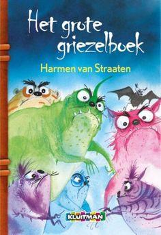 Het grote griezelboek 3-in-1 boek